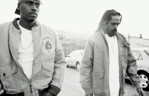 Damian And Nas